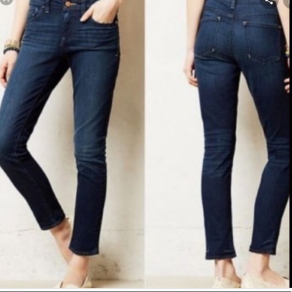 Pilcro and the letterpress stet jeans size 26